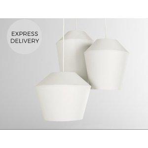 Made.com Tuli Cluster Pendant Light, White , White