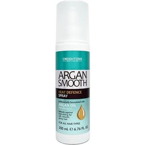 Argan Smooth Heat Defence Spray 200ml Cn6703