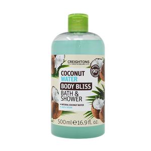 Body Bliss Coconut Water Bath & Shower 500ml Bd9505