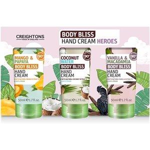 Body Bliss Hand Cream Heroes Gift Set Bd0001