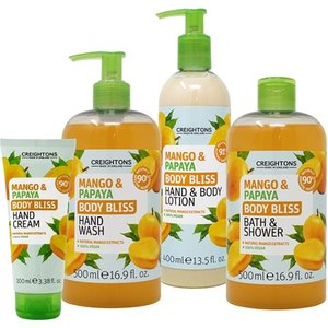 Body Bliss Mango Bundle Bundle324