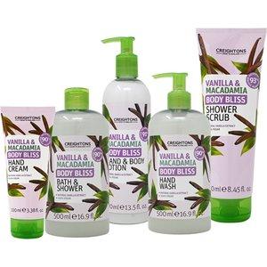 Body Bliss Vanilla & Macadamia Bundle Bundle318