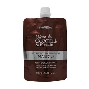 Creme De Coconut & Keratin Hydrating Deep Treatment Masque Cn9503