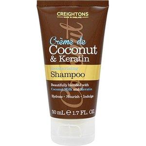 Creme De Coconut & Keratin Shampoo Travel Mini 50ml Cn7539