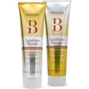 Sunshine Blonde Shampoo And Conditioner Bundle 250ml Bundle122