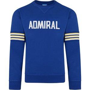 Admiral 1974 Royal Club Sweatshirt Mens Sportswear