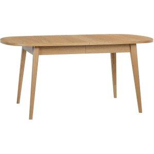 Habitat Etta Extending 6 - 8 Seater Dining Table -oak Veneer