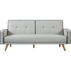 Habitat Frankie 2 Seater Clic Clac Sofa Bed - Grey, Grey, Grey