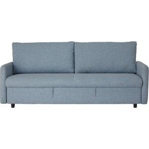 Habitat Freddy 2 Seater Fabric Sofa Bed - Blue, Blue, Blue