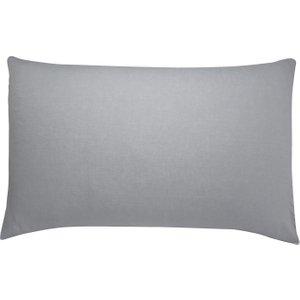 Habitat Linen Mist Light Grey Bedding Set - Kingsize, Grey, Grey