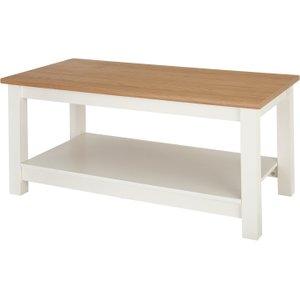 Habitat Winchester Coffee Table - White, White, White