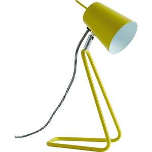 Habitat Lizzie Metal Desk Lamp Yellow, Yellow, Yellow
