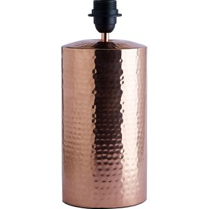 Habitat Margo Copper Metal Table Lamp Base, Copper