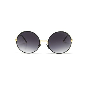Neon Hope Eos Sunglasses With Chain - Black