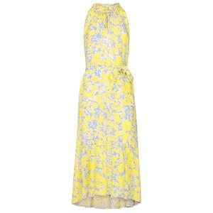 Heidi Klein Frill Midi Dress - Print
