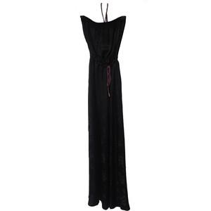 Essentiel Antwerp Vather Halterneck Dress - Black