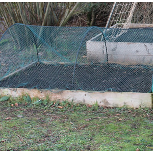 Gardening Naturally Changeable Covers For Green Hoop Tunnels
