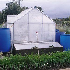 Gardening Naturally Greenhouse Insulation Fleece Kits