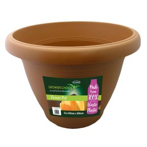 Tildenet Recycled Flowerpots And Saucers