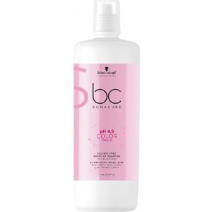 Schwarzkopf Bc Bonacure Ph 4.5 Colour Freeze Micellar Sulphate-free Shampoo 1000ml