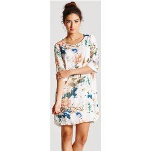 Girls On Film Floral Tunic Dress Size: 12 Uk, Colour: Print Ss15 Gfab034 2412