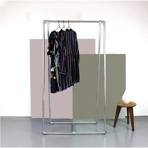 Ziito S - Tall Clothes Rack Swing 24469833857