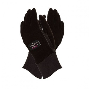 Surprizeshop Fleece Winter Gloves-black-small