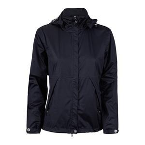 Surprizeshop Merion Stretch Waterproof Rain Jacket-black-extra Small