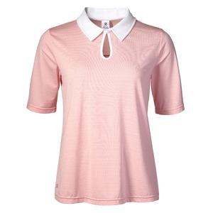 Surprizeshop Pheb Half Sleeve Polo Shirt-blossom-1/2 Sleeve-medium