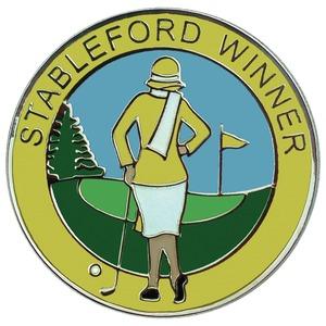 Surprizeshop Stableford Winner Ball Marker