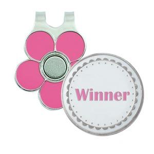 Surprizeshop Winner Ball Marker And Visor Clip Set