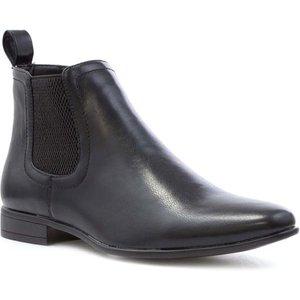 Beckett Mens Black Chelsea Style Boot 58671 Mens Footwear