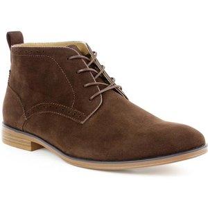 Beckett Mens Brown Desert Style Boot 58588 Mens Footwear
