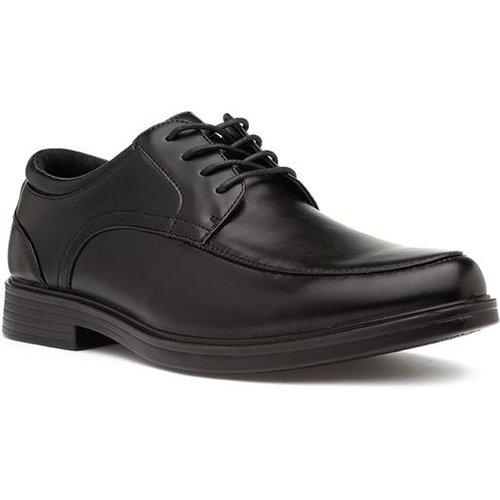 Beckett Mens Lace Up Black Formal Shoe 52280 Mens Footwear