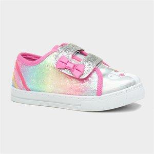 Buckle My Shoe Luda Kids Unicorn Shoe 209002 Childrens Footwear