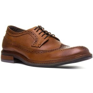 Catesby Mens Lace Up Shoe In Tan 53909 Mens Footwear