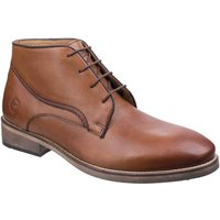 Cotswold Mens Maugesbury Leather Tan Ankle Boot 585042 Mens Footwear