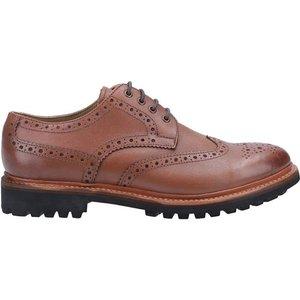 Cotswold Quenington Commando Mens Brown Shoe 520238 Mens Footwear