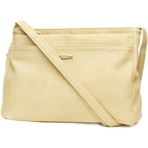 Zone Cream Cross Body Bag 90347 Womens Accessories