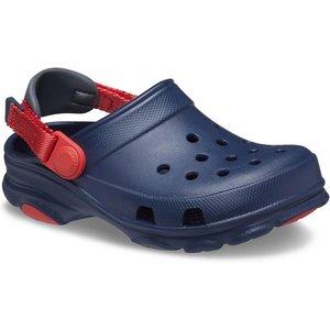 Crocs Kids Classic All-terrain Clog In Navy 292039 Childrens Footwear