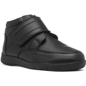 Dr Keller Robert Mens Black Easy Fasten Boot 58463 Mens Footwear