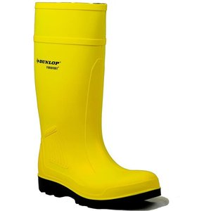 Dunlop Purofort Professional Yellow Wellington 795002 Mens Footwear