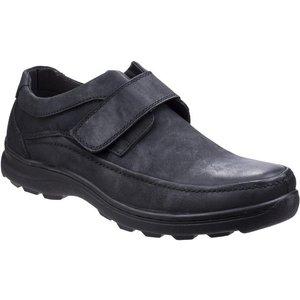 Fleet And Foster Mens Hurghada In Black 520124 Mens Footwear