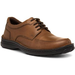 Hush Puppies Curtis Mens Brown Lace Up Shoe 52364 Mens Footwear