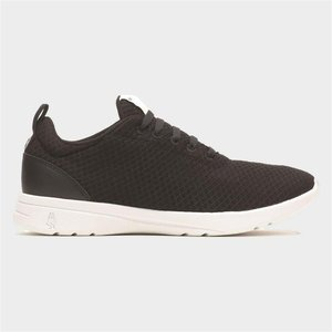 Hush Puppies Good Womens Lace Up Shoe In Black 120179 Womens Footwear