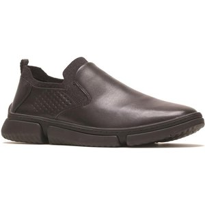 Hush Puppies Mens Bennet Slip On Shoe In Black 520159 Mens Footwear
