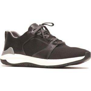 Hush Puppies Mens Felix Trainer In Black 520161 Mens Footwear
