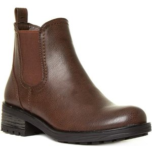 Lilley And Skinner Womens Brown Chelsea Boot 18180 Womens Footwear