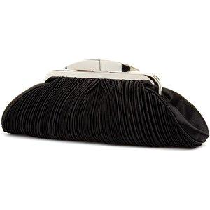 Lunar Sienna Black Clutch Bag 90929 Womens Accessories