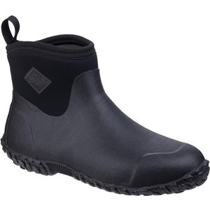 Muck Boots Mens Muckster Ii Black Ankle Boot 799037 Mens Footwear